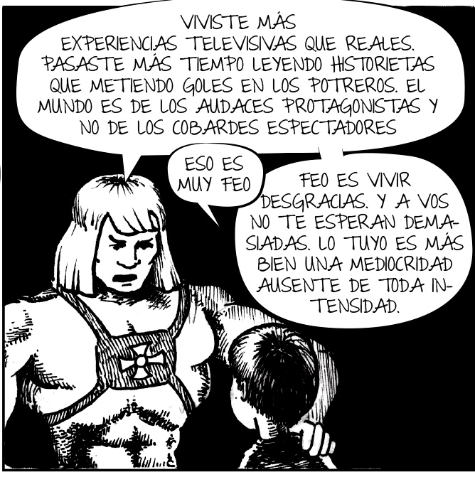 al final he-man era un cara de pija