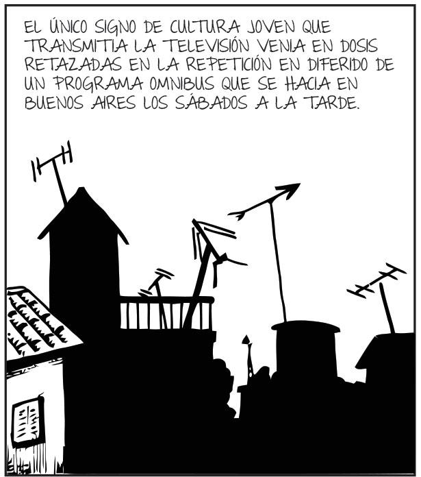 el mundo tenia menos cables y más antenas