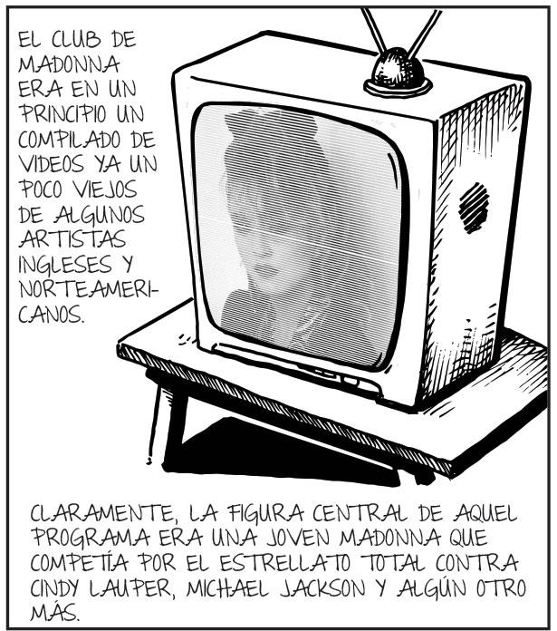 si bien ya existía la tv a color, aun en casa había uno en blanco y negro